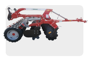 GRANO-SYSTEM manufacturer of agricultural machinery presowing cultivators tillage machines cultivators Poland